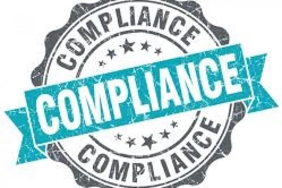 Compliance Overview – August 23rd, 2021